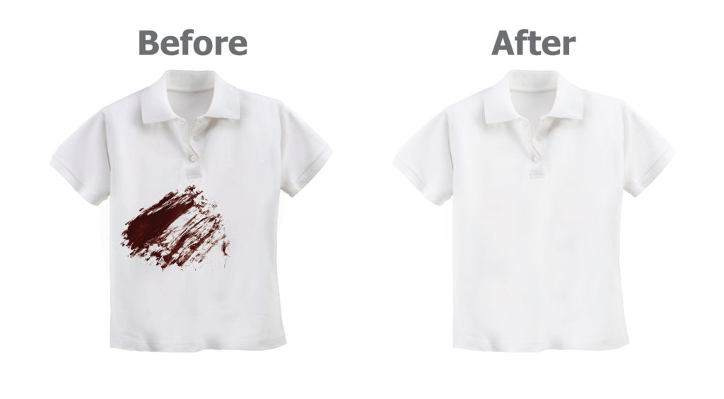 Tips for Removing Difficult Stains