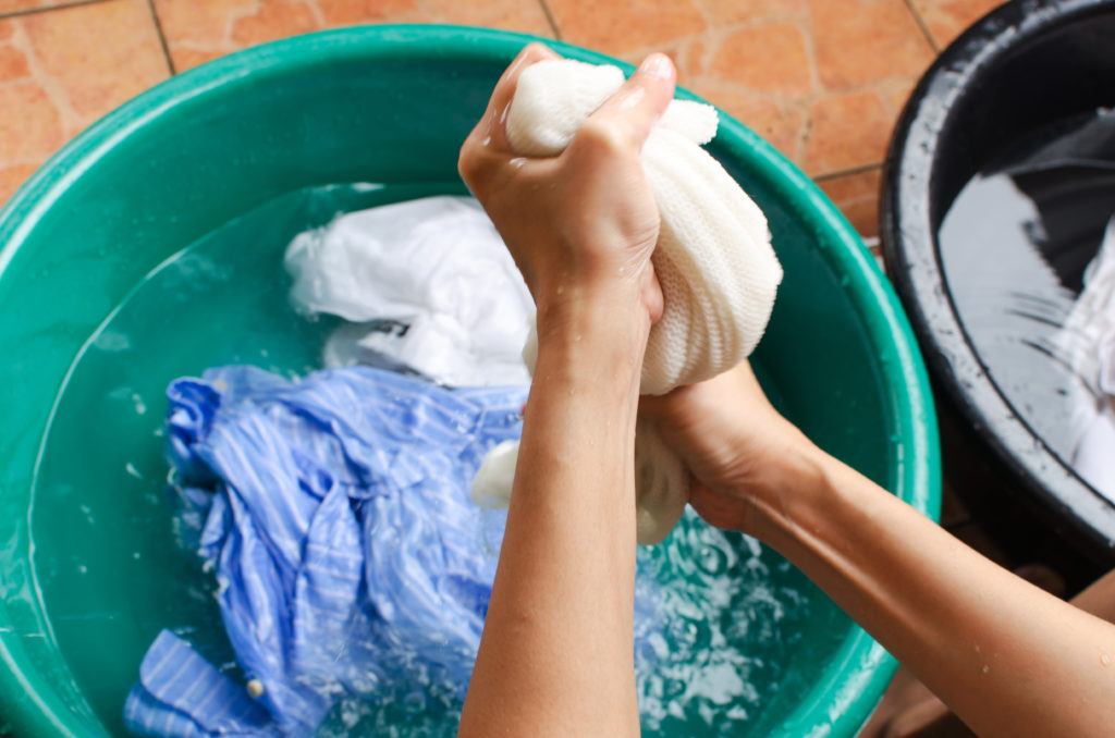 Tips for Hand Washing Clothes
